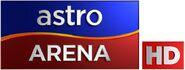 Astro arena hd logo