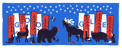 Google Doodle 4th of July 2017