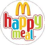 Logo happy meal english