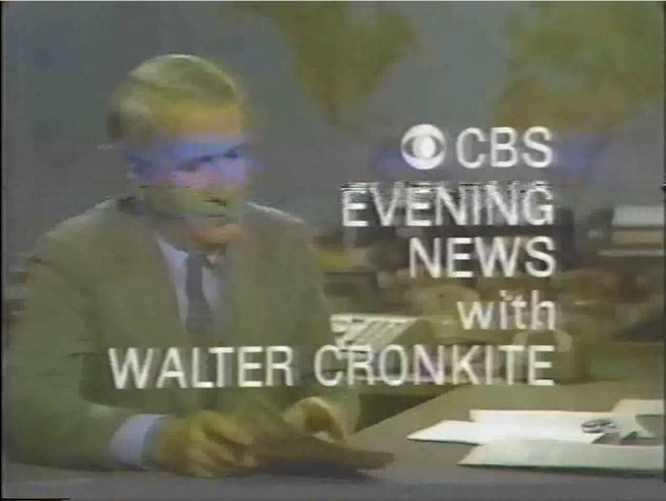 CBS Evening News/Other