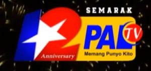 Semarak PALTV 12 Anniversary.png