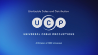 Universal Cable Productions Worldwide Sales And Distribution