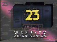 WAKR-TV 1980s D