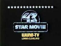 WUAB STAR MOVIE 1980-1985