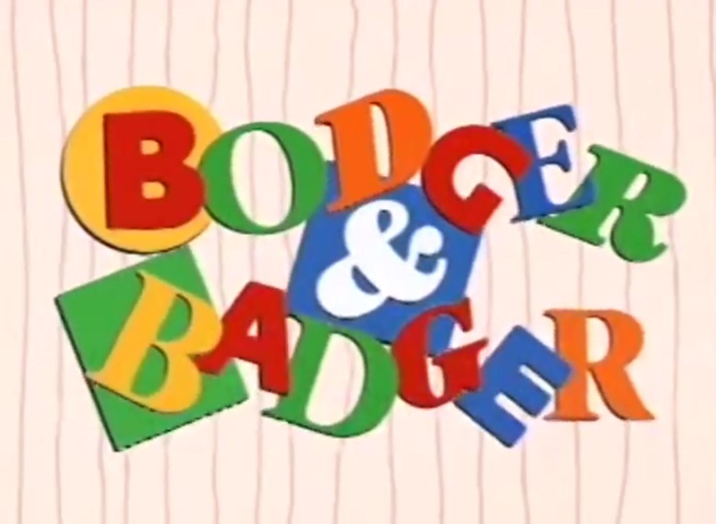 Bodger & Badger
