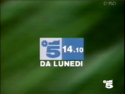Canale 5 - white light blue 1994