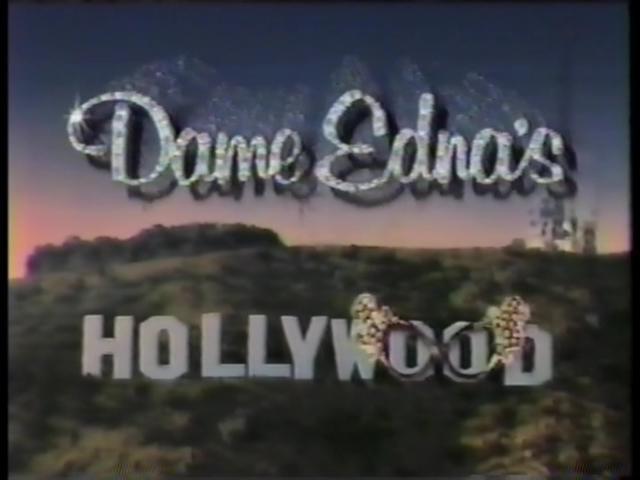 Dame Edna's Hollywood