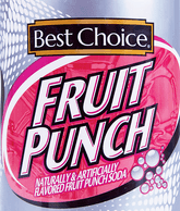 Best Choice Fruit Punch