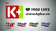 K+ Slogan