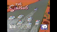 KTXL The Simpsons Promo (1 November 1993)