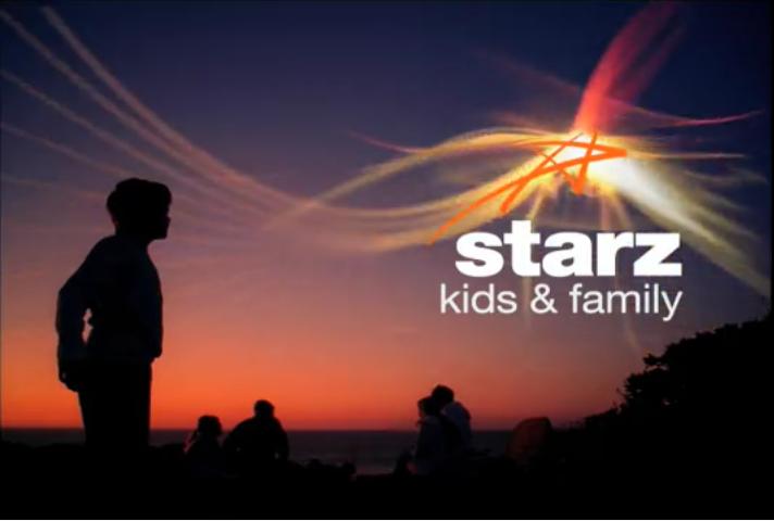 Starz Kids & Family