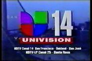 Univision 14 ID 1998