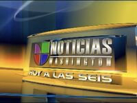 Wfdc noticias univision washington 6pm package 2006