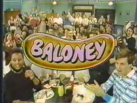 Baloney!