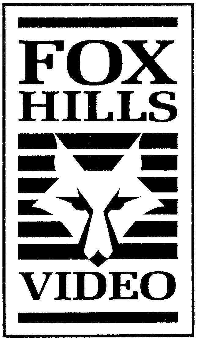 Fox Hills Video
