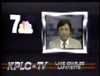 KPLC-TV Seven News Ted Wrenn