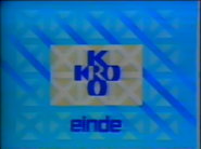 KRO eindleader (1982)