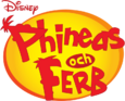 Phineas and Ferb - logo Swedish