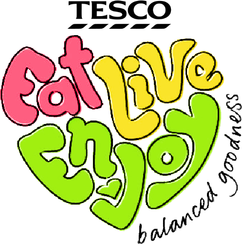 Tesco Eat Live Enjoy