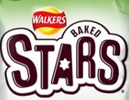 Walkers Baked Stars