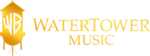 WaterTower Music Logo (2010; Horizontal Version)