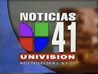 Wxtv noticias 41 evening package 1996
