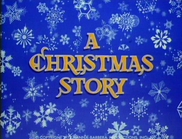 A Christmas Story (1972 TV special)