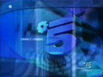 Canale 5 - blue 2001