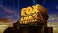 Fox Star Studios open matte logo