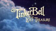 Tinker Bell and the Lost Treasure Title Card