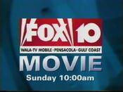 WALA FOX 10 Movie 1998 Promo