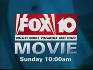 WALA FOX 10 Movie 1998 Promo