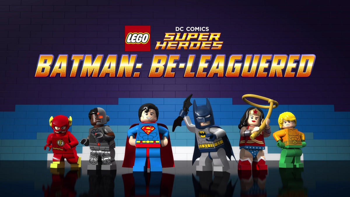 DC Comics Super Heroes: Batman: Be-Leaguered