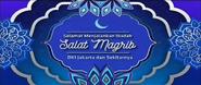 Bumper Indosiar Selamat Menunaikan Ibadah Sholat Maghrib 2020