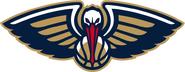 New Orleans Pelicans Partial logo