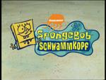 Title card (German)