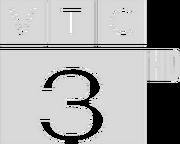 VTC3 HD logo 2020
