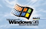 Windows 98 Beta 2.1 (August 1997)