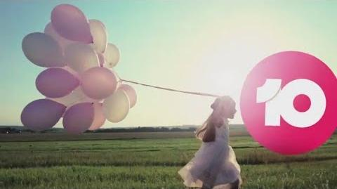 Channel 10 2018 Ident - Balloon & Playing for Keeps Promo