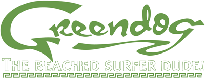 Greendog: The Beached Surfer Dude!