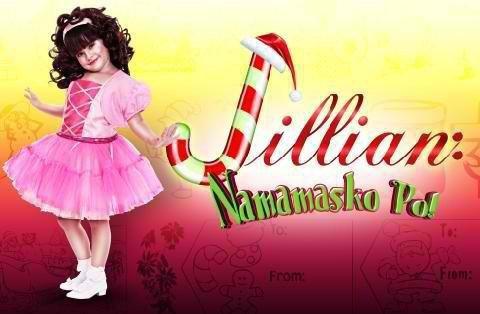 Jillian: Namamasko Po