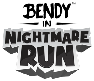 Bendy in Nightmare Run logo.png