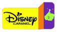 Disney Channel Philippines Banner Extended Yellow Black and Violet Logo 2017