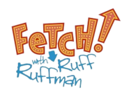 FETCH! with Ruff Ruffman Logo