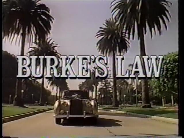 Burke's Law (1994)