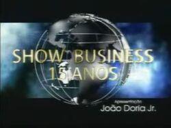 Show Business 15 anos