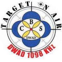TARGET ON AIR DWAD 1098