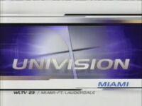 Wltv univision miami purple opening 2001