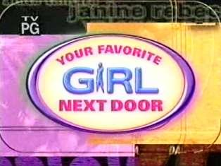 Your Favorite Girl Next Door