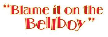 Blame it on the Bellboy movie logo.jpg